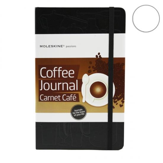 Фото - Блокнот Moleskine Passion Кофе средний черный купить в киеве на подарок, цена, отзывы