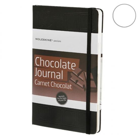 Фото - Блокнот Moleskine Passion Шоколад средний черный купить в киеве на подарок, цена, отзывы