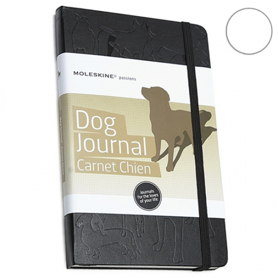 Фото - Блокнот Moleskine Passion Собаки средний черный купить в киеве на подарок, цена, отзывы