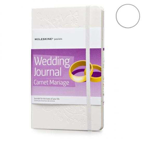 Фото - Блокнот Moleskine Passion Свадьба средний белый купить в киеве на подарок, цена, отзывы