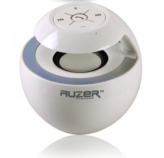 Фото - Bluetooth-колонка AUZER AS-M2 купить в киеве на подарок, цена, отзывы