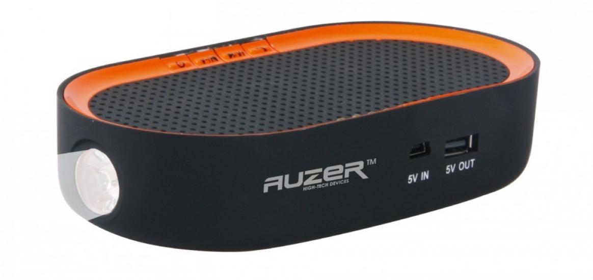 Фото - Bluetooth-колонка AUZER AS-P1 купить в киеве на подарок, цена, отзывы