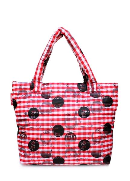Фото - Болоньевая сумка на синтепоне LaCity купить в киеве на подарок, цена, отзывы