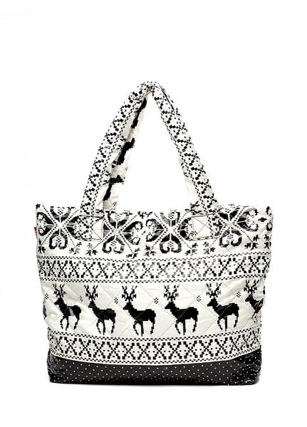 Фото - Болоньевая сумка на синтепоне Oleni купить в киеве на подарок, цена, отзывы