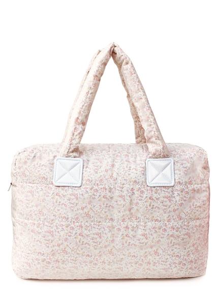 Фото - Болоньевая сумка на синтепоне Pudra купить в киеве на подарок, цена, отзывы