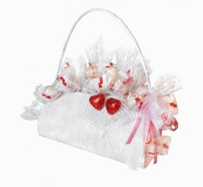 Фото - Букет из конфет Лямур купить в киеве на подарок, цена, отзывы