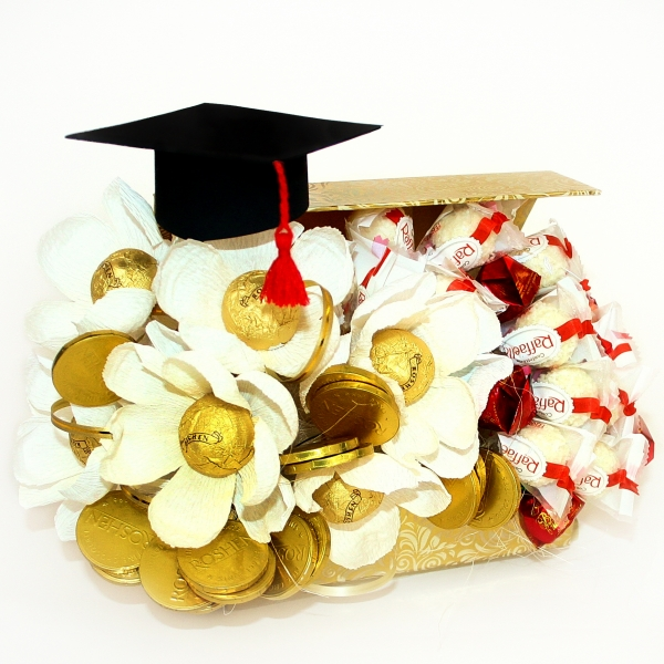 Фото - Букет из конфет Магистерский купить в киеве на подарок, цена, отзывы