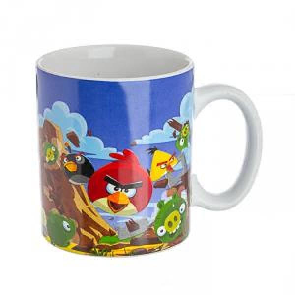 Фото - Чашка Angry Birds купить в киеве на подарок, цена, отзывы