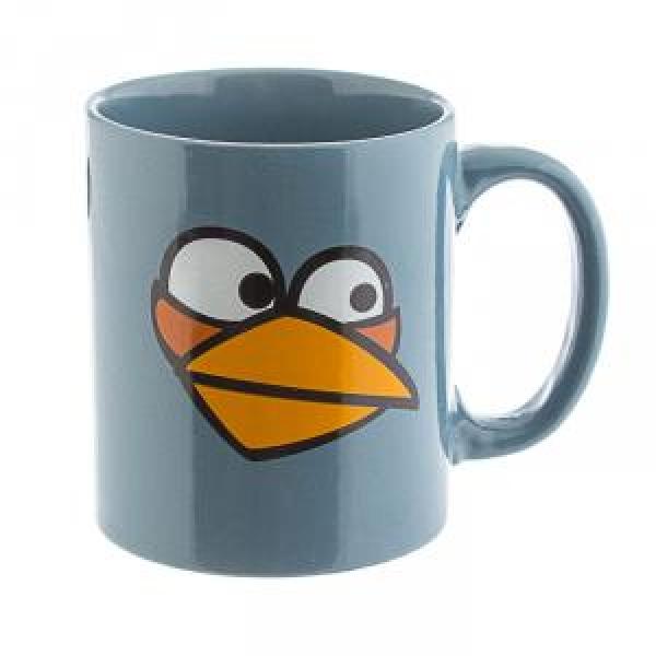 Фото - Чашка Angry Birds голубая купить в киеве на подарок, цена, отзывы