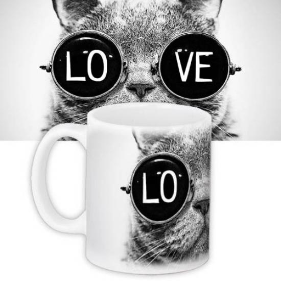 Фото - Чашка Love купить в киеве на подарок, цена, отзывы