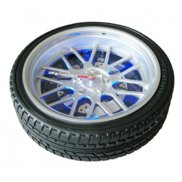 Фото - Часы-шина с подсветкой 35 см купить в киеве на подарок, цена, отзывы