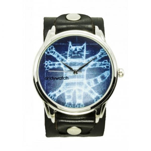 Фото - Часы наручные Кот давинчи купить в киеве на подарок, цена, отзывы
