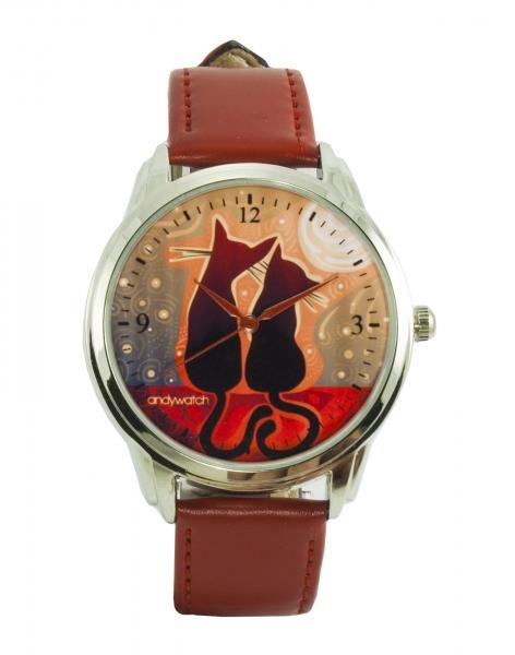 Фото - Часы наручные Котики купить в киеве на подарок, цена, отзывы