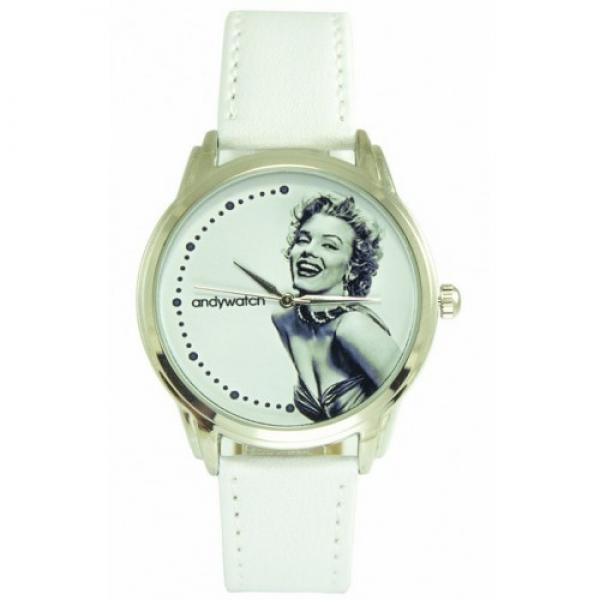 Фото - Часы наручные Мерлин Монро купить в киеве на подарок, цена, отзывы