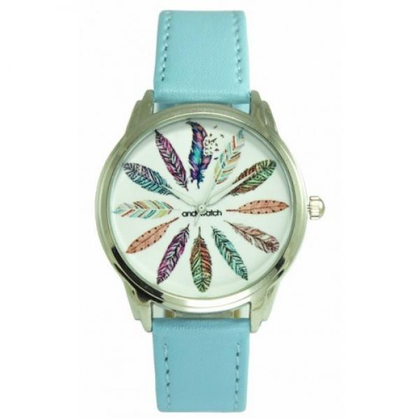 Фото - Часы наручнеые Перья  купить в киеве на подарок, цена, отзывы