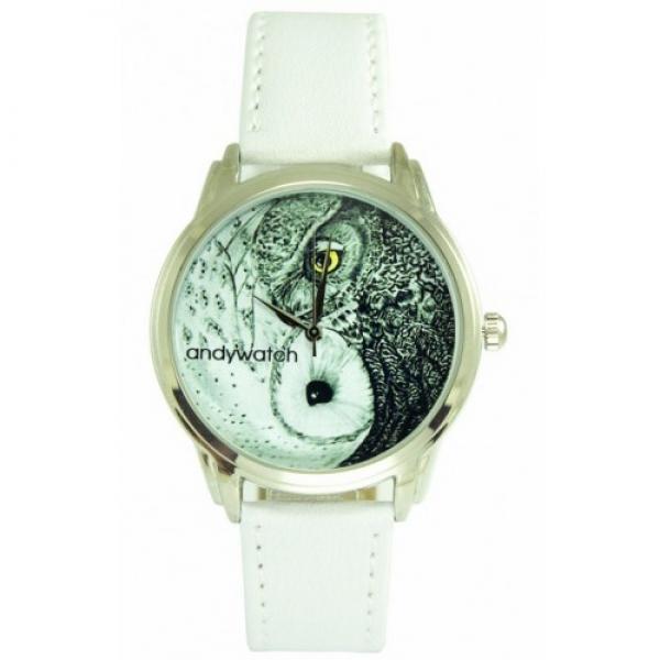 Фото - Часы наручные Совы Инь-Янь купить в киеве на подарок, цена, отзывы