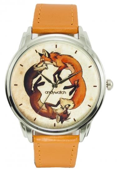 Фото - Часы наручные Две лисицы купить в киеве на подарок, цена, отзывы