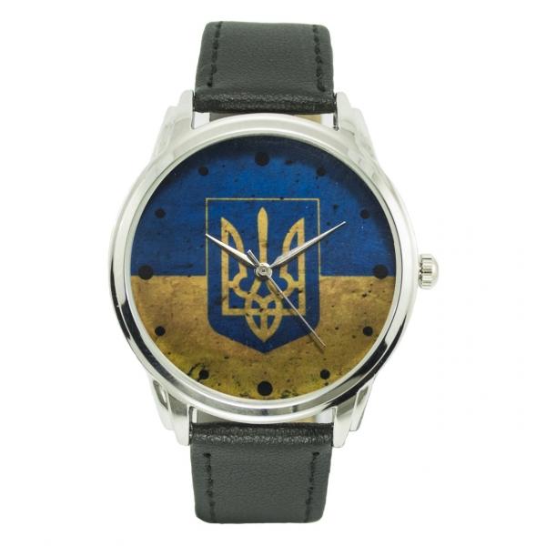 Фото - Часы наручные Герб Украины купить в киеве на подарок, цена, отзывы