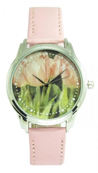 Фото - Часы наручные Тюльпаны купить в киеве на подарок, цена, отзывы