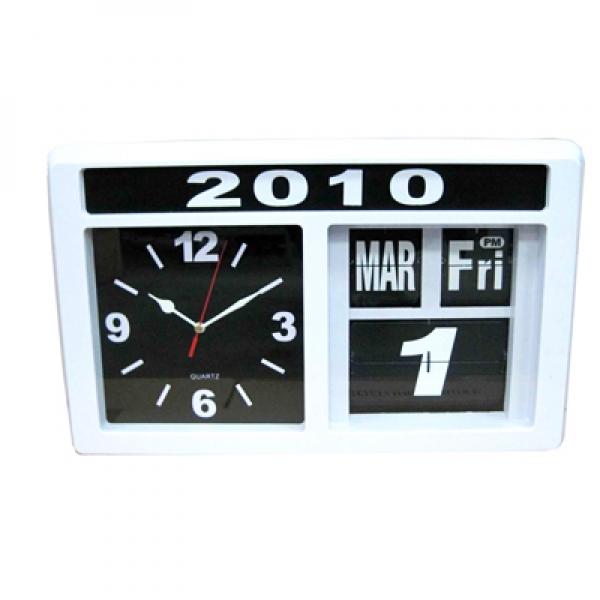 Фото - Часы настенные с календарем купить в киеве на подарок, цена, отзывы