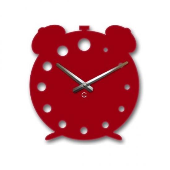 Фото - Декоративные настенные часы Alarm Clock купить в киеве на подарок, цена, отзывы
