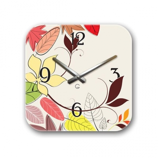Фото - Декоративные настенные часы Autumn купить в киеве на подарок, цена, отзывы