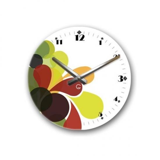 Фото - Декоративные настенные часы Splash купить в киеве на подарок, цена, отзывы