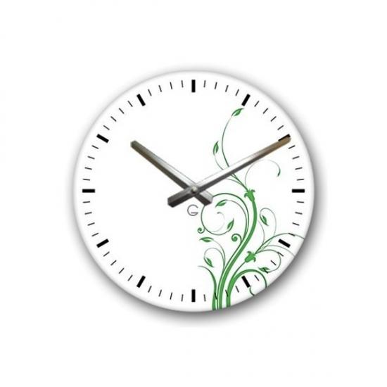 Фото - Декоративные настенные часы Spring купить в киеве на подарок, цена, отзывы