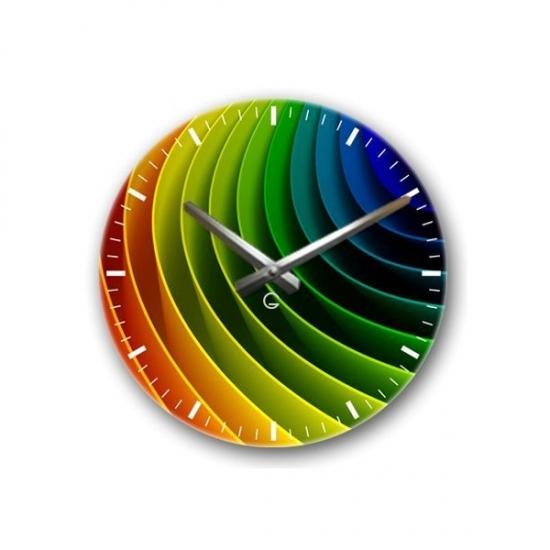 Фото - Декоративные настенные часы  Spectrum купить в киеве на подарок, цена, отзывы