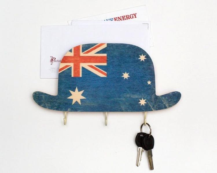 Фото - Держатель Котелок Австралии купить в киеве на подарок, цена, отзывы