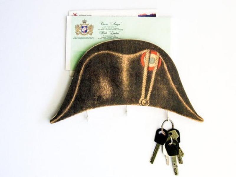 Фото - Держатель Шляпа Наполеона купить в киеве на подарок, цена, отзывы