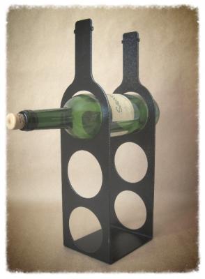 Фото - Держатель для бутылок Бутылка купить в киеве на подарок, цена, отзывы