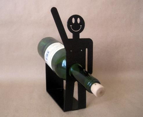 Фото - Держатель для бутылок Чудик купить в киеве на подарок, цена, отзывы