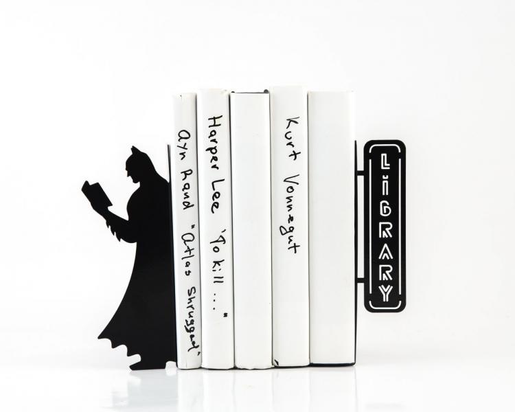 Фото - Держатель для книг Batman купить в киеве на подарок, цена, отзывы