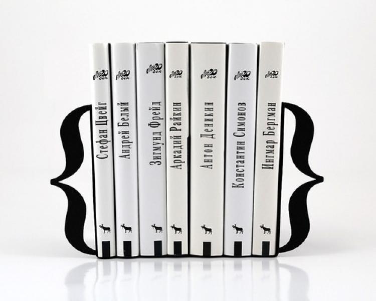 Фото - Держатель для книг Brackets купить в киеве на подарок, цена, отзывы