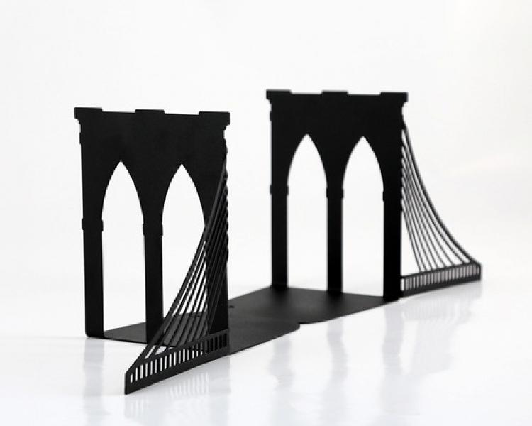 Фото - Держатель для книг Бруклинский мост купить в киеве на подарок, цена, отзывы