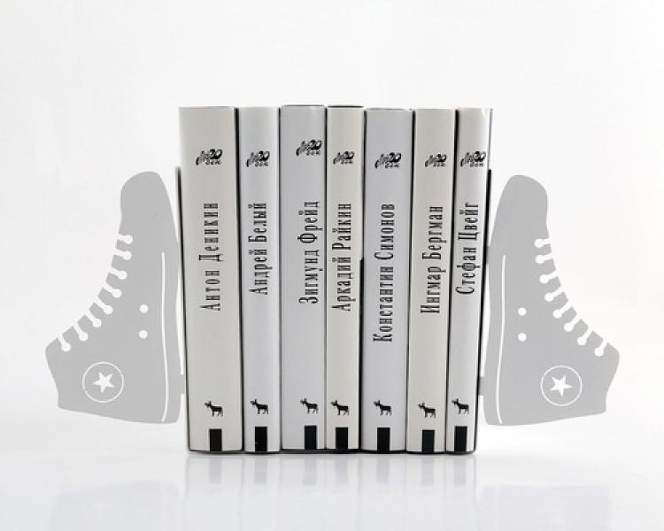 Фото - Держатель для книг Кеды купить в киеве на подарок, цена, отзывы