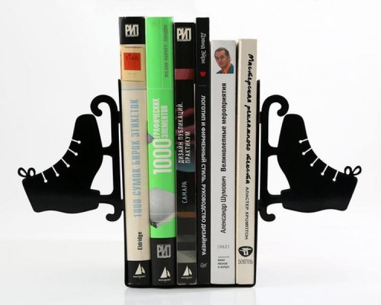Фото - Держатель для книг Коньки купить в киеве на подарок, цена, отзывы