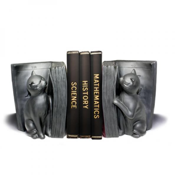 Фото - Держатель для книг Любопытные кошки купить в киеве на подарок, цена, отзывы