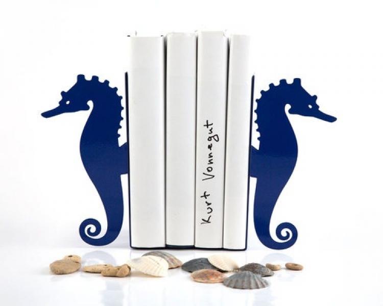 Фото - Держатель для книг Морской конек купить в киеве на подарок, цена, отзывы