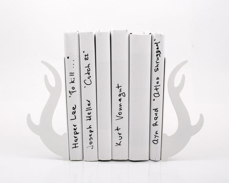 Фото - Держатель для книг Олений рог купить в киеве на подарок, цена, отзывы