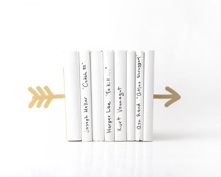 Фото - Держатель для книг Стрела купить в киеве на подарок, цена, отзывы