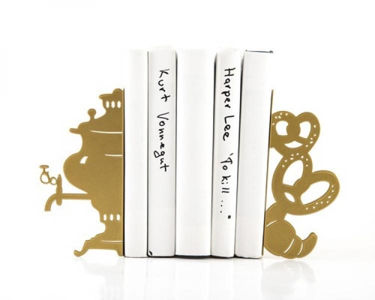 Фото - Держатель для книг У самовара купить в киеве на подарок, цена, отзывы