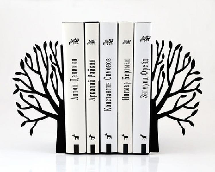 Фото - Держатель для книг Весна Black купить в киеве на подарок, цена, отзывы