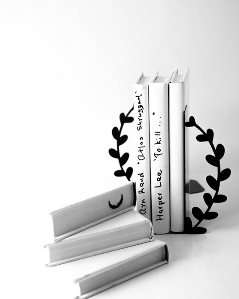 Фото - Держатель для книг Wreath купить в киеве на подарок, цена, отзывы