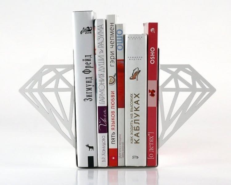 Фото - Держатель для книг  Бриллиант купить в киеве на подарок, цена, отзывы