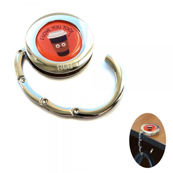 Фото - Держатель для сумки Стакан кофе купить в киеве на подарок, цена, отзывы
