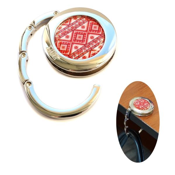 Фото - Держатель для сумки Вишиванка купить в киеве на подарок, цена, отзывы