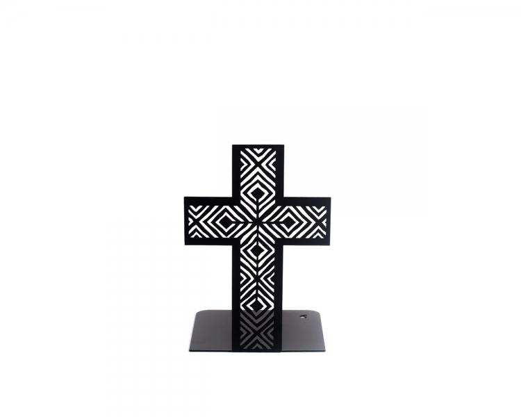 Фото - Держатель для книг Крест купить в киеве на подарок, цена, отзывы