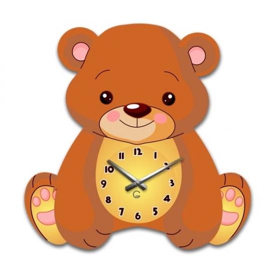 Фото - Детские настенные часы Leslie  купить в киеве на подарок, цена, отзывы